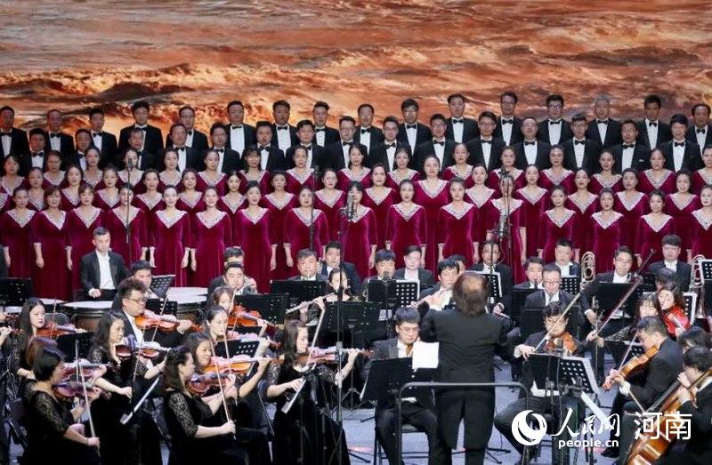 第二十六届三门峡黄河文化旅游节开幕 为期三天