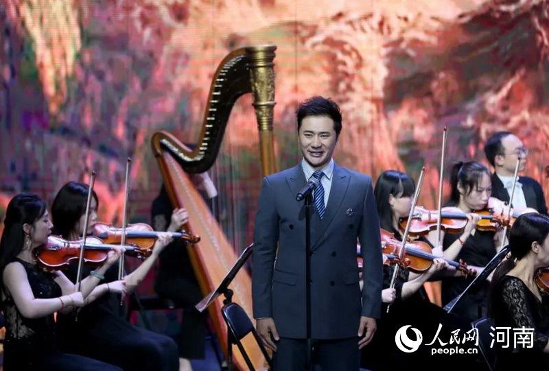 第二十六届三门峡黄河文化旅游节开幕