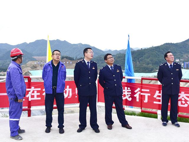 """洛阳市税务局:""""一对一""""精准纳税服务 助力企业守护绿水青山"""