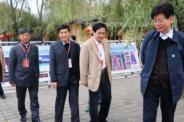 鲁山县举办纪念墨子诞辰2500周年系列民俗活动
