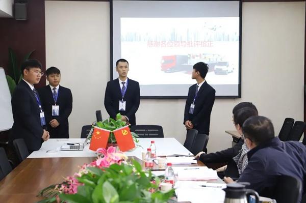 """郑州9所高校15支队伍""""比武""""现代物流职业能力"""