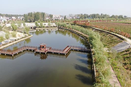 """南阳卧龙区:推进""""三网""""建设让农村美起来"""