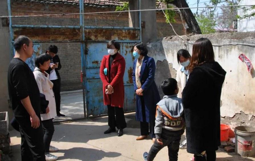 开封市龙亭区:不让一个孩子因家贫而失学