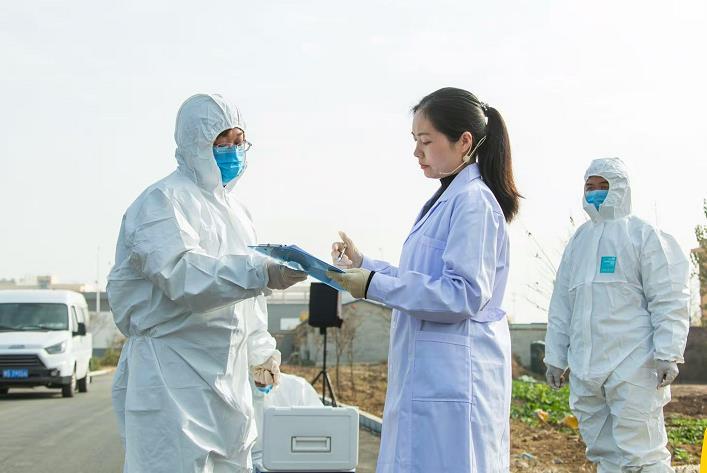 平顶山市重大动物疫情应急演练在鲁山县举行