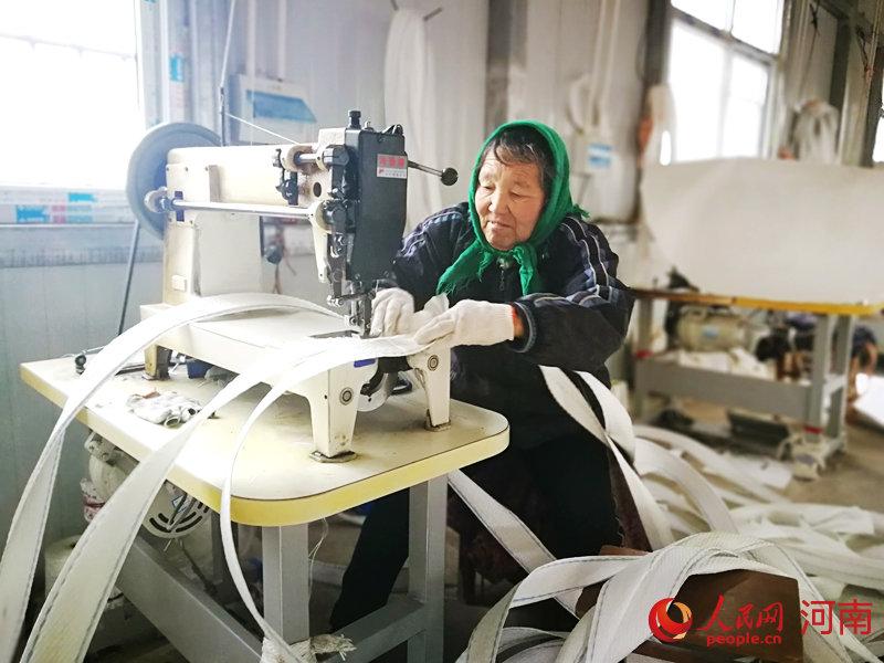 三门峡陕州区:山村变了样 群众乐开颜