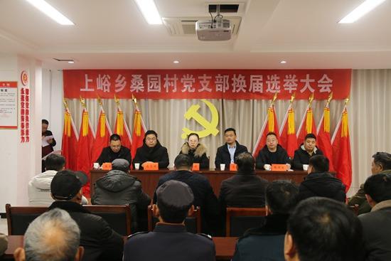 河南鹤壁淇滨区党支部换届选举工作首战告捷