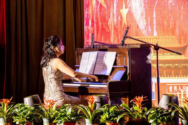 巩义市举办2021新年音乐会