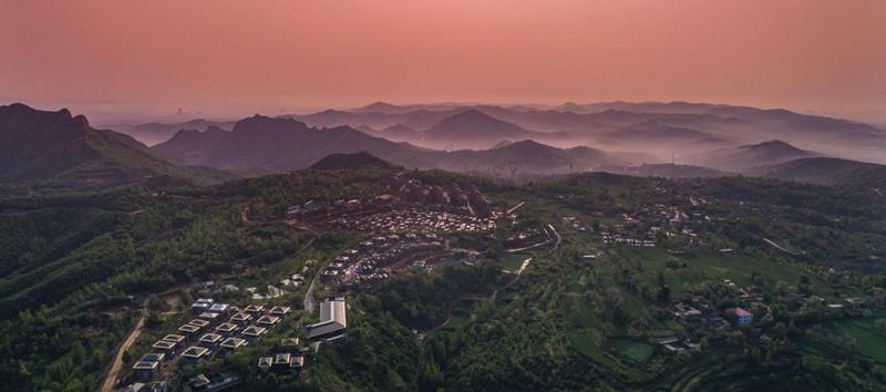 中原度假又添新地标郑州裸心园度假村正式上线
