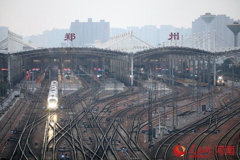 2021年铁路春运今日启动 3月8日结束