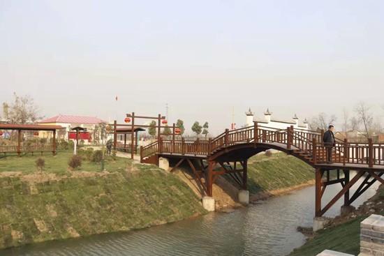 河南叶县:村庄美如画 幸福踏歌来