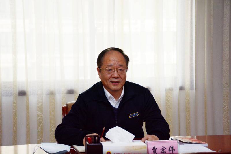 河南省人防办召开离退休干部工作通报会