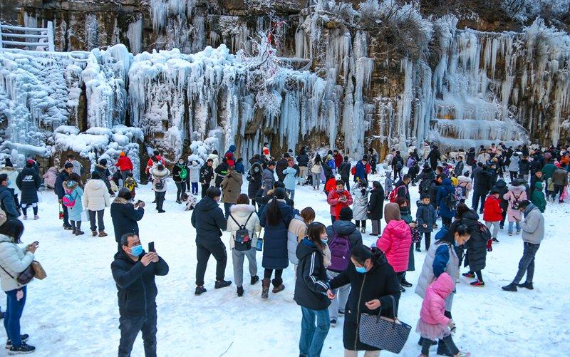 从复苏到爆发 河南春节假期游客接待量全国第二