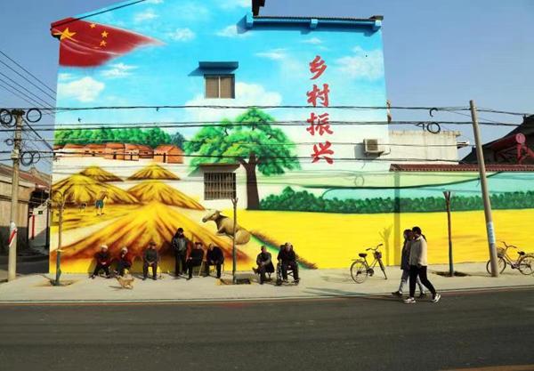 河南孟州:东葛村里喜事多
