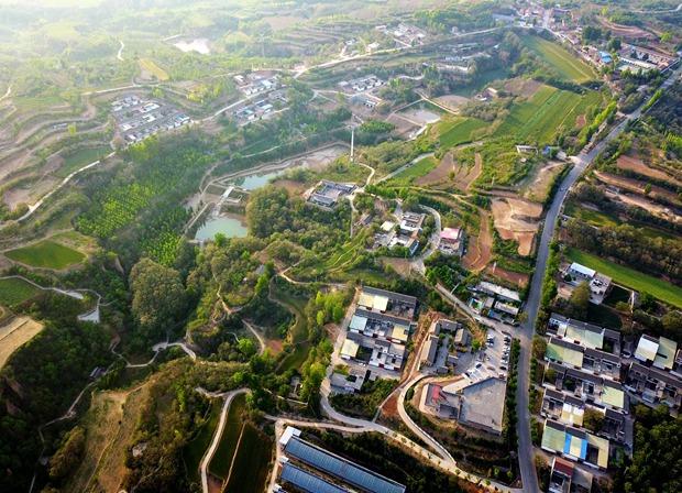 孟州:源沟村党支部被评为全国脱贫攻坚先进集体