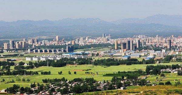 河南鲁山:城市建设日新月异 造福民生亮点纷呈