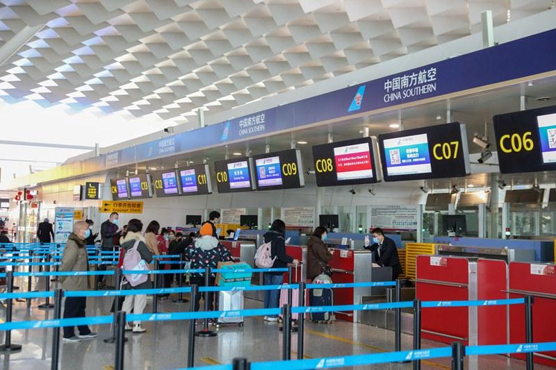 郑州机场将新增和加密部分航线 方便广大旅客出行