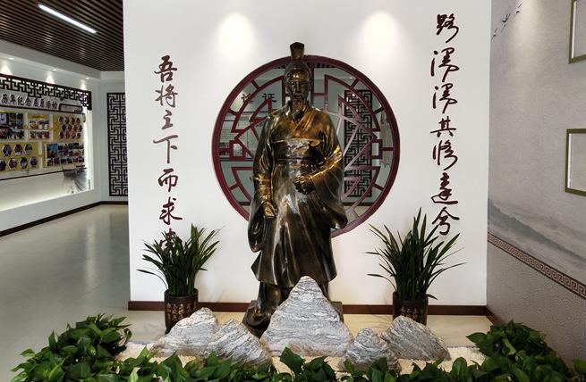 鲁山县张官营镇:屈原文化展览馆助推屈原文化传承