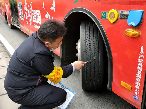 加大运力投放 五一假期郑州公交保障市民出行