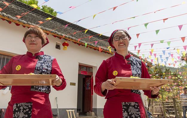 鲁山县:用乡村民宿打造乡村慢生活