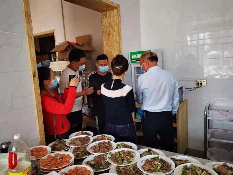 虞城县市场监督管理局加强食品消费安全检查和抽检