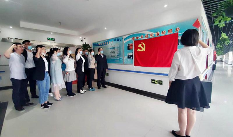 河南省审计厅:传递社会关爱 弘扬尊老爱幼风尚