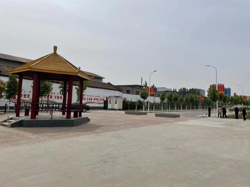河南长葛:建强组织凝聚乡村振兴红色动能