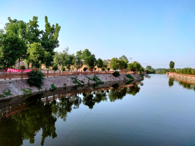 郏县持续优化水生态 以河长制实现河长治