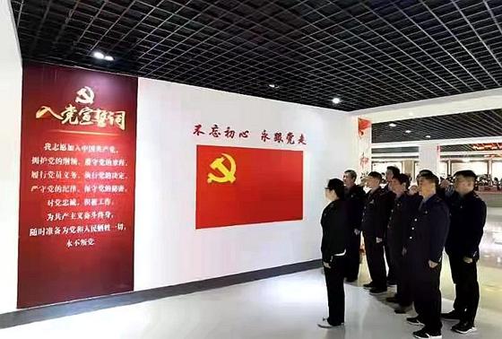 郑州客运段杭州车队:寻红色印记 强党性修养