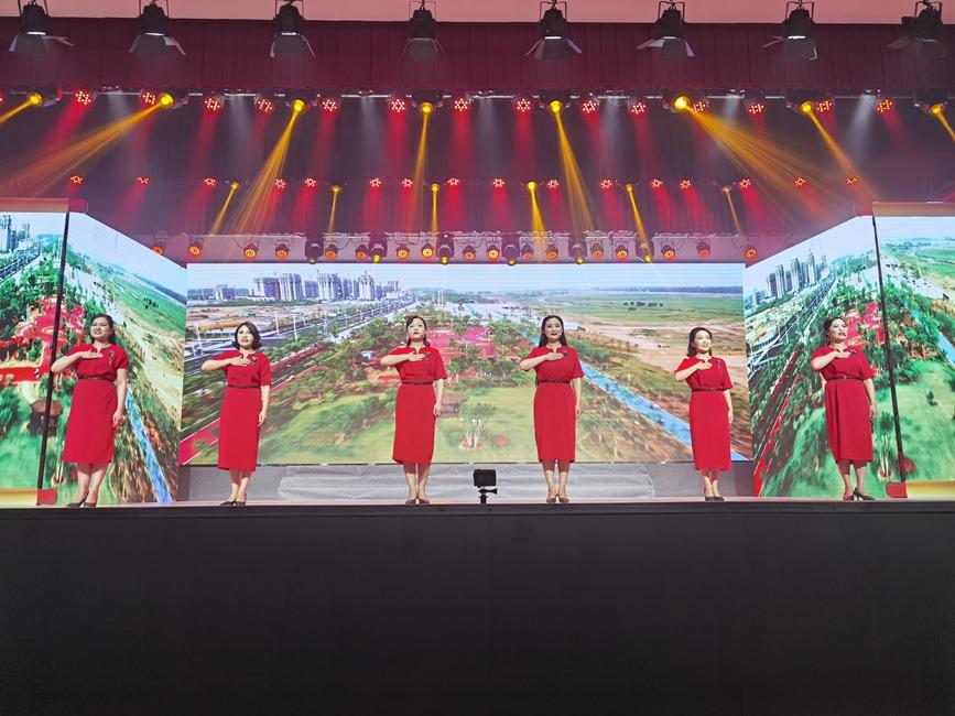 我们的节日——2021中国(鲁山)端午节系列活动举行