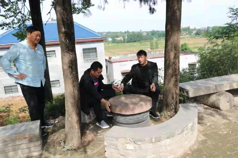 """鲁山县纸坊村:""""建筑垃圾""""有了""""好去处"""""""
