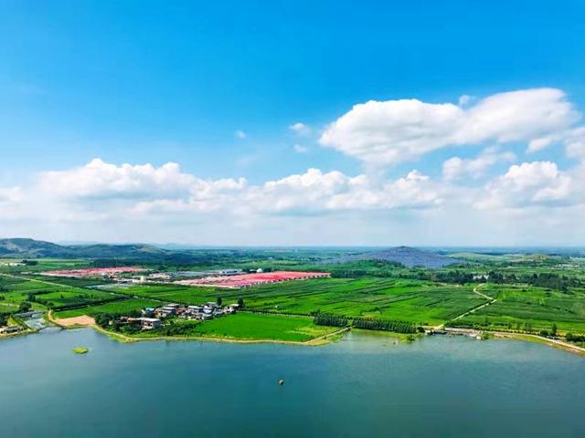 叶县:百里山乡旅游路 串出美景一串串