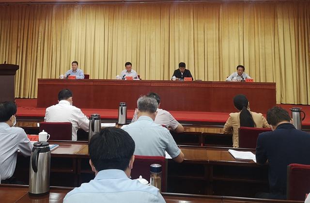"""河南省民营经济""""强信心、挖潜力、促增长""""活动动员会在郑召开"""