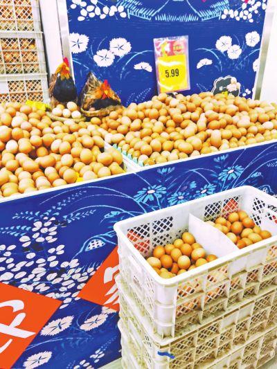 留在郑州过年,食品供应有保障吗?郑州蛋价略降,肉类、粮油等供应充足