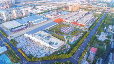 河南自贸区郑州片区挂牌4周年 每天有80家企业诞生在这里