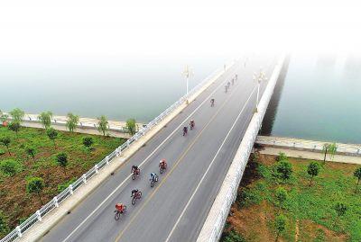 一流场地+办赛经验 全运自行车赛为何花开洛阳